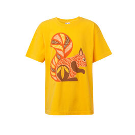 Red squirrel children's t-shirt