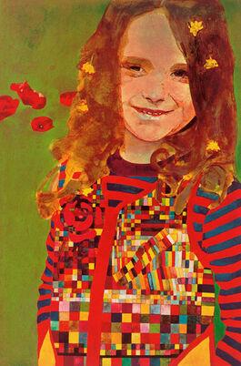 Blake: Girl in a Poppy Field