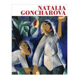 Natalia Goncharova exhibition book