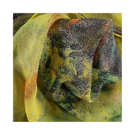 Pierre Bonnard Violet Fence silk scarf
