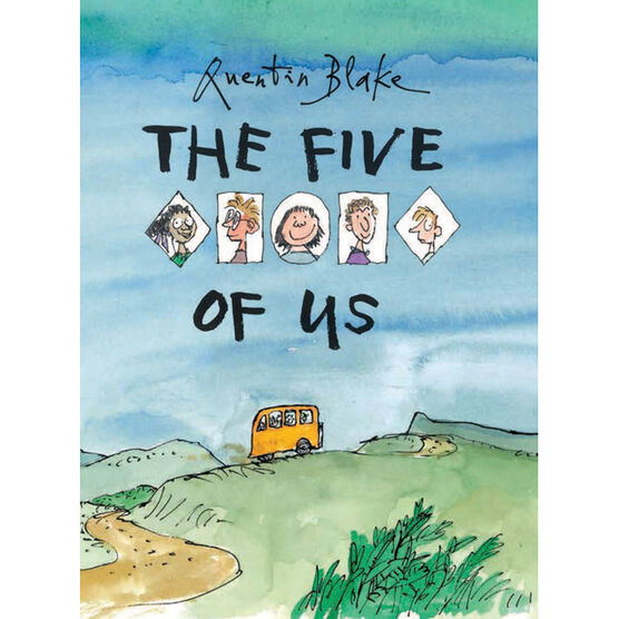 The Five of Us HB
