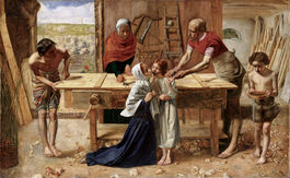 John Everett Millais: Christ in the House of His Parents