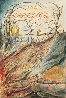William Blake: The Marriage of Heaven and Hell