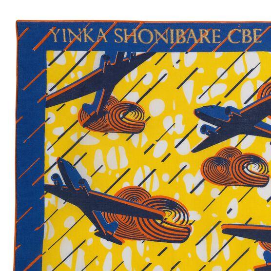 Yinka Shonibare CBE bandana