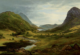 John Glover: Thirlmere
