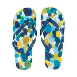 Lisa Milroy flip flops