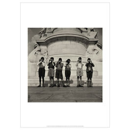 Don McCullin: Outside Buckingham Palace poster