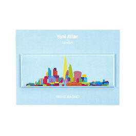 Yoni Alter London Magnet