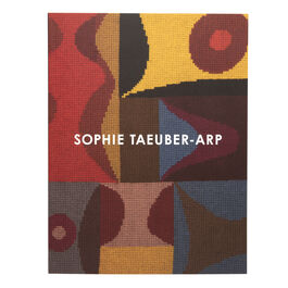 Sophie Taeuber-Arp exhibition book front cover