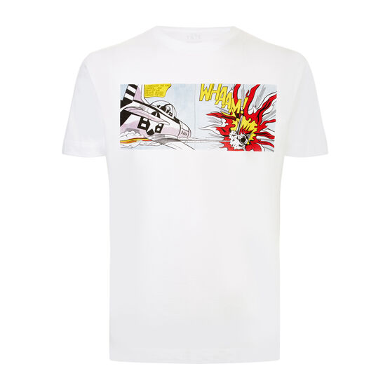 Lichtenstein Whaam! t-shirt