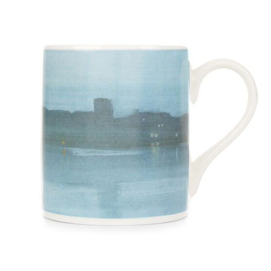 Whistler Nocturne mug