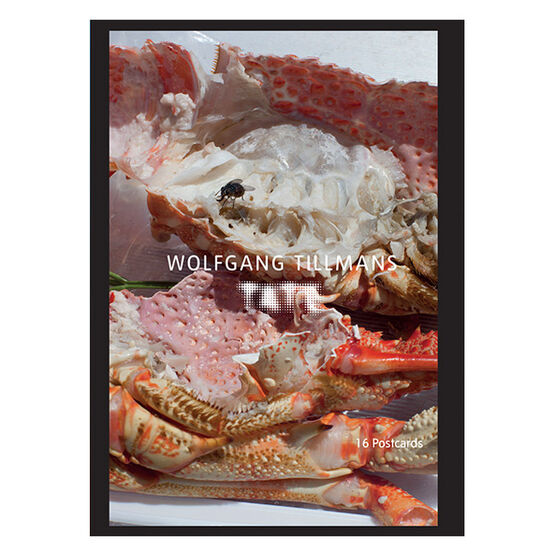 Wolfgang Tillmans postcard book