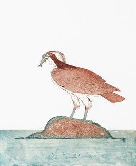 Elisabeth Frink: Osprey
