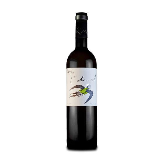 L'Abrunet 2018 white wine, Spain (case of 6)