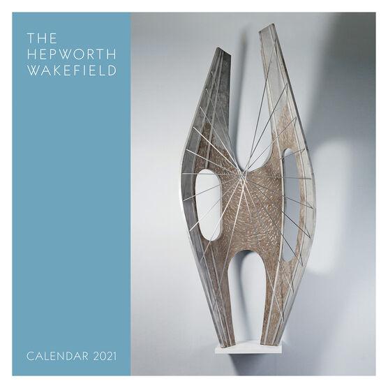 Barbara Hepworth Wakefield 2021 calendar