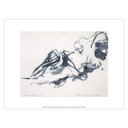 Tracey Emin I Could Feel You unframed print