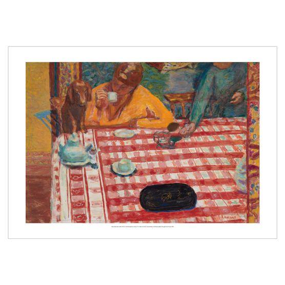 Pierre Bonnard: Coffee poster