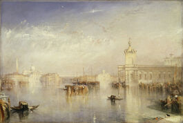 Turner: The Dogano, San Giorgio, Citella