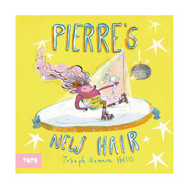 Pierre's New Hair (paperback)