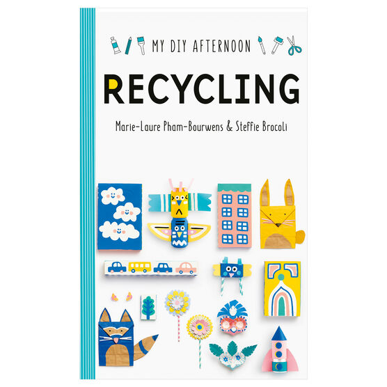 My DIY Afternoon: Recycling