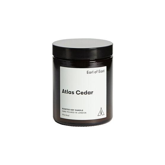 Atlas Cedar soy candle