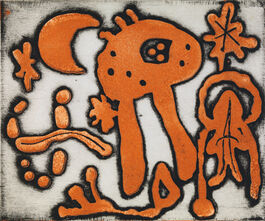 Joan Miró: Composition