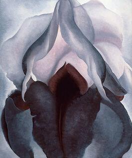 O'Keeffe: Black Iris