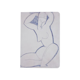 Carytid notebook Modigliani