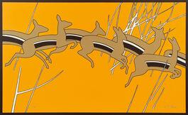Nicholas Monro: Gazelles
