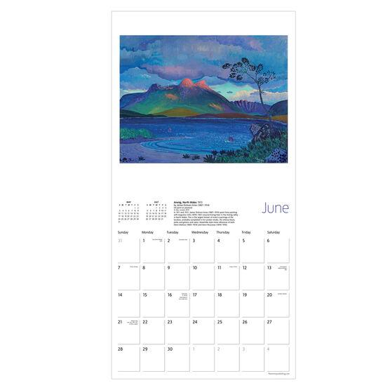 Tate British Landscapes 2020 calendar