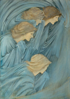 Edward Burne-Jones: Spirits, or The Uninterpreted Dream