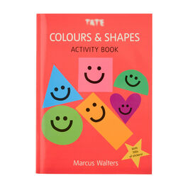 Colours & Shapes activity book