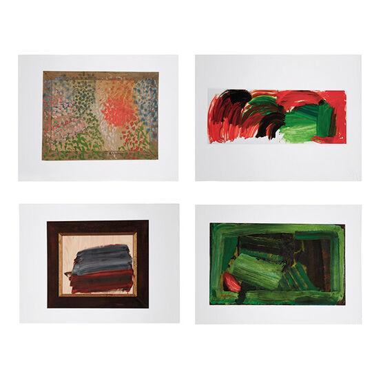 Howard Hodgkin Paintings (portfolio)