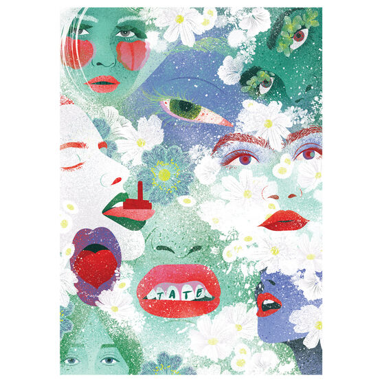 Eve Lloyd-Knight: London poster