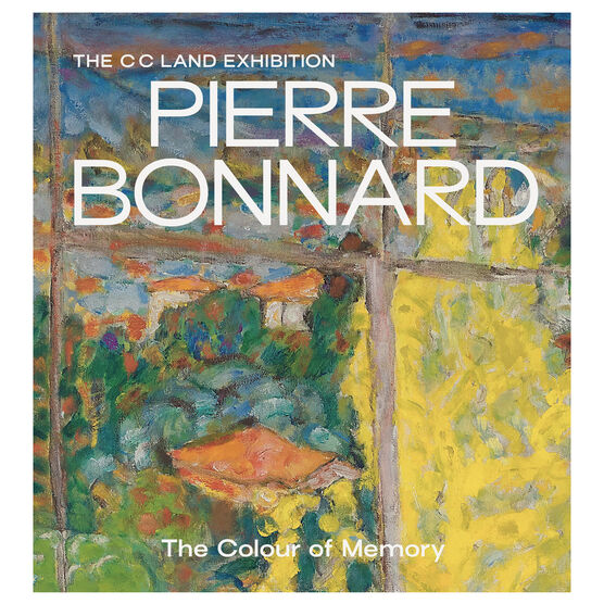 Pierre Bonnard: The Colour of Memory exhibition book (paperback)