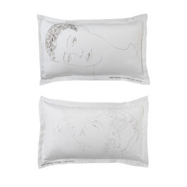 Andy Warhol Drawings for a Boy Book pillowcases
