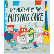 The Mystery of the Missing Cake
