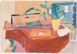 Patrick Heron: The Piano
