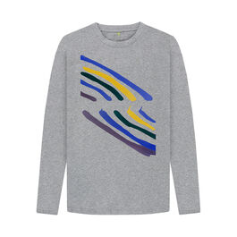 Morris Louis: Phi long sleeve t-shirt