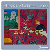Henri Matisse 2022 wall calendar