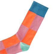 Kangan Arora check socks