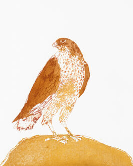 Elisabeth Frink: Honey Buzzard