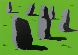 Nicholas Monro: Stone Circle