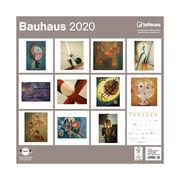 Bauhaus 2020 calendar