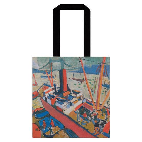 Derain The Pool of London tote bag