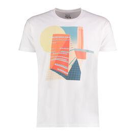 Keeler & Sidaway white Tate Modern t-shirt