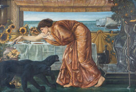 Edward Burne-Jones: The Wine of Circe