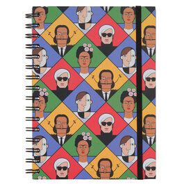 Modern artists notebook