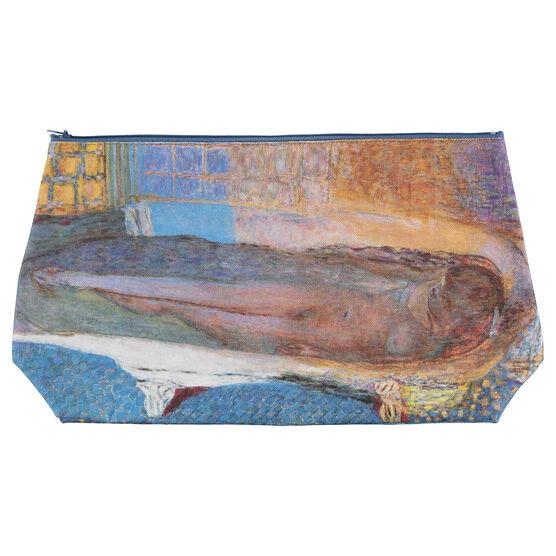 Pierre Bonnard Nude in the Bath wash bag