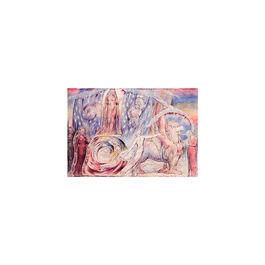 William Blake Beatrice Addressing Dante magnet